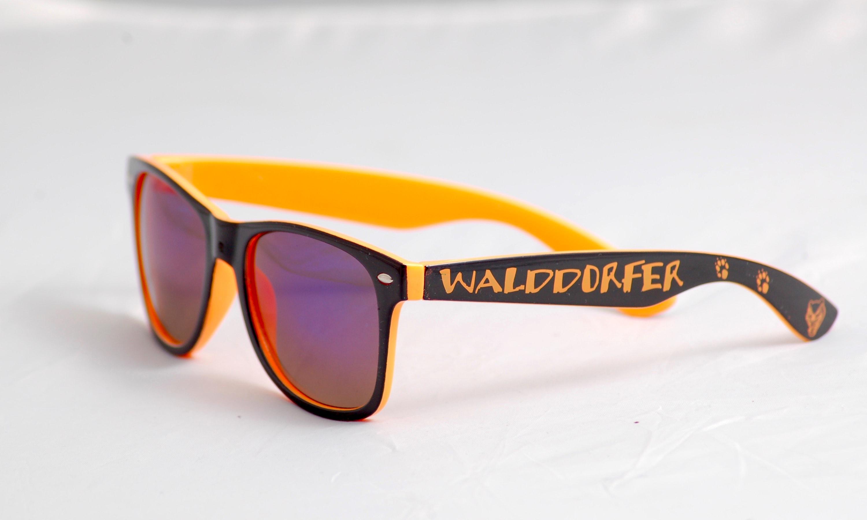 Pbedruckte Sonnenbrille mit Logo selbst gestalten & selbst designen   Werbeartikel   Promobrille